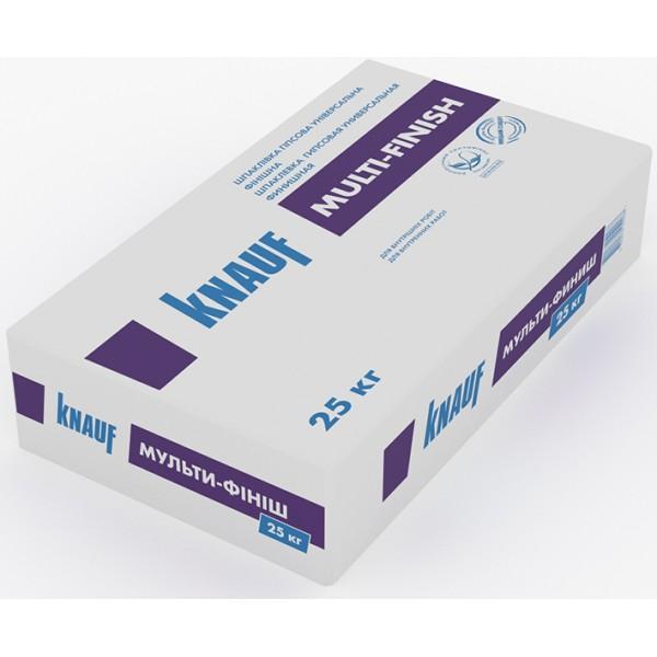 Шпаклевка Knauf Multifinish, 25 кг.