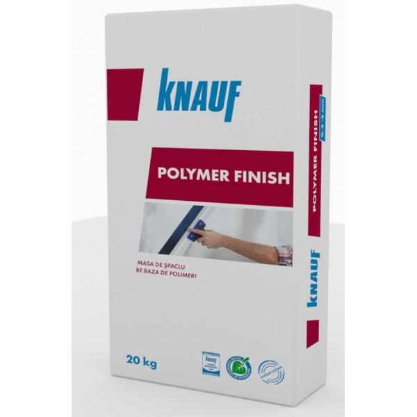 Сухая полимерная шпаклевка KNAUF-POLIMER FINISH 20 кг