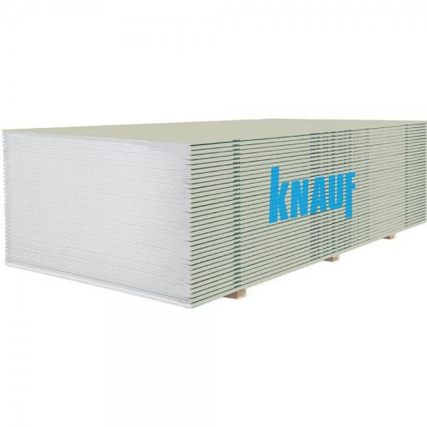 Гипсокартон потолочный Knauf 2500х1200x9,5 мм