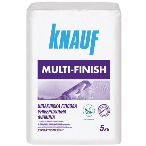 Шпаклевка Knauf Multifinish, 5 кг.