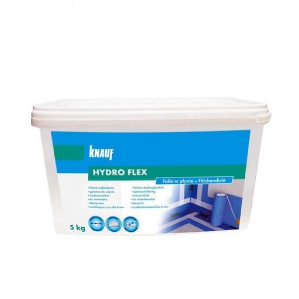 Гидроизоляция готовая Knauf Hydro Flex 5 кг