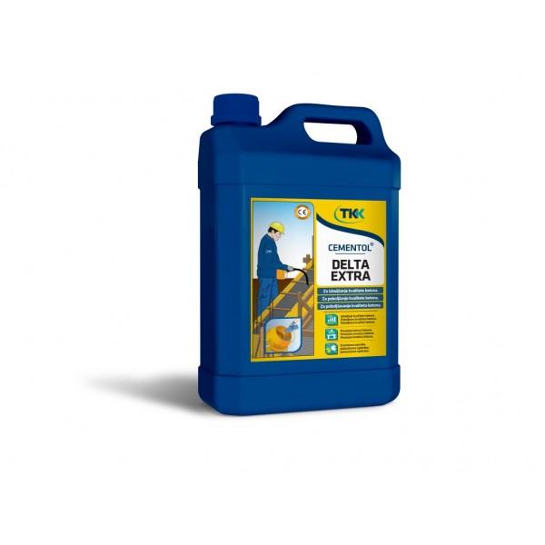 Пластификатор для улучшения качества бетона CEMENTOL DELTA EKSTRA, 1 кг