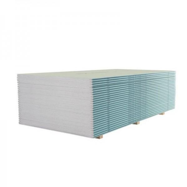 Гипсокартон влагостойкий Knauf 2000х1200x12,5 мм