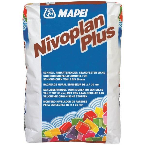 NIVOPLAN PLUS Состав на цементной основе 25 кг