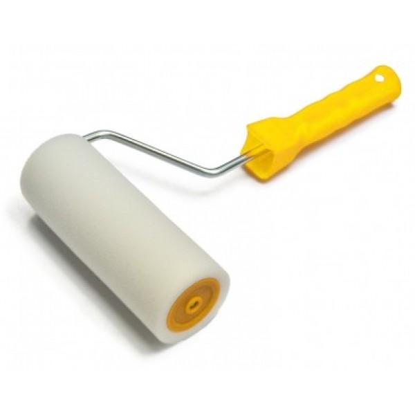 Валик поролоновый с ручкой d 6 мм, 50/180 мм