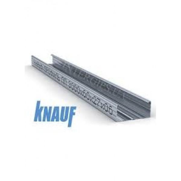 Профиль несущий КНАУФ CD-60, 4000 мм