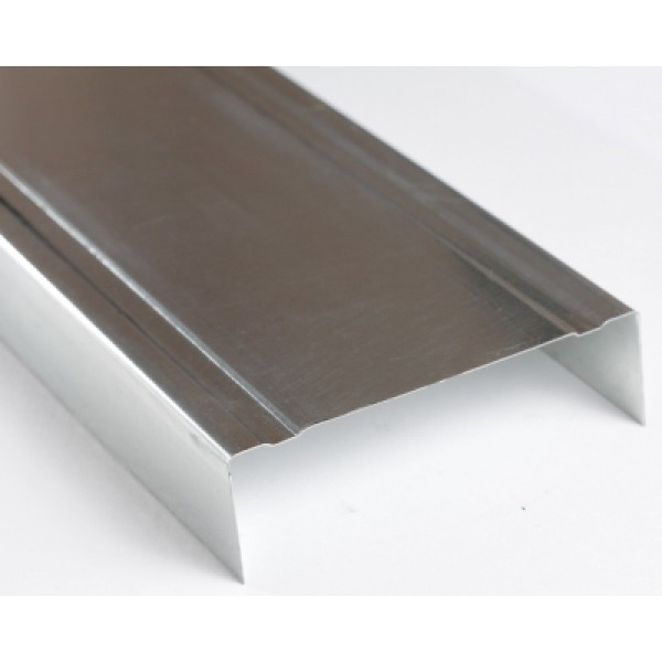 Профиль направляющий UW 50/4 м толщина 0,40 мм
