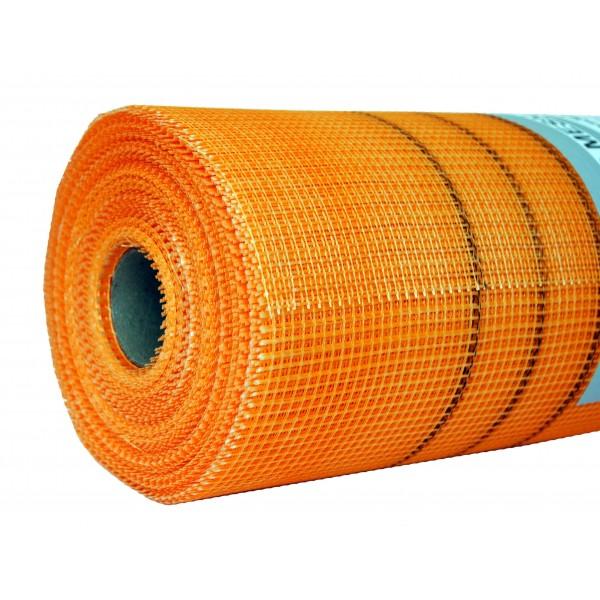 Штукатурна сітка 5х5; 1х50м щільність 160 гр/м2