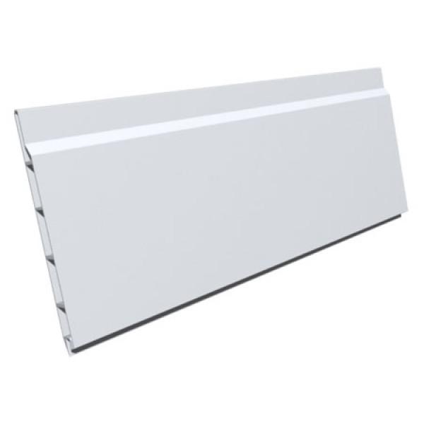 Панель пластиковая 250х3000х8 мм Белая матовая (Украина)