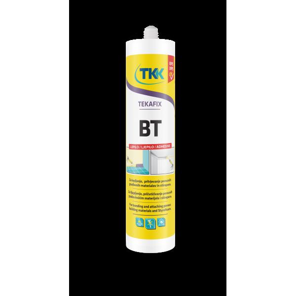 Клей монтажный акриловый TEKAFIX BT 300 ml жидкие гвозди герметик