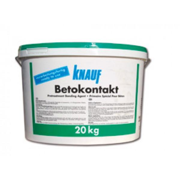 Грунтовка Бетоконтакт, 20 кг.