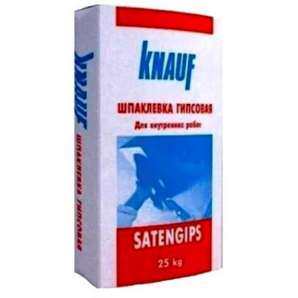 Шпаклевка Knauf Satengips, 25 кг.