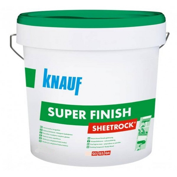 Шпаклевка Knauf  Super Finish (Польша), 28 кг