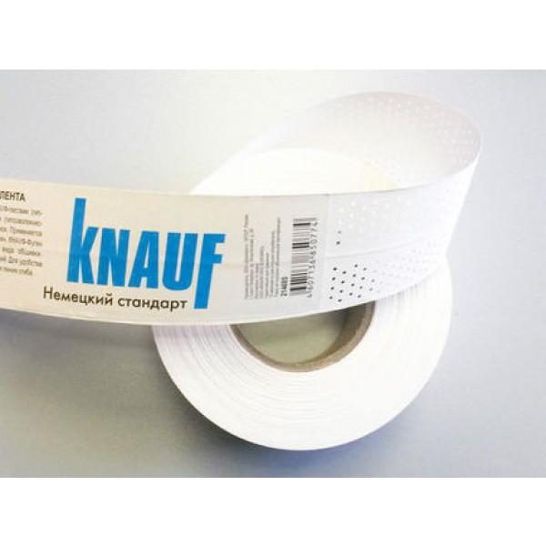 Бумажная лента Knauf для швов гипсокартона 25 м
