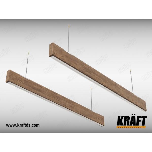 Светильник для потолка KRAFT LED-K-24 2400 мм, 58 Вт