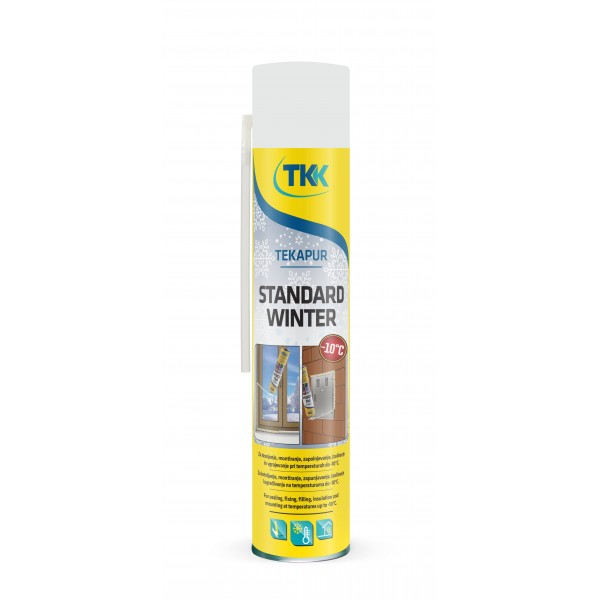 Ручная пена TEKAPUR STANDARD SPRAY WINTER 750 ml