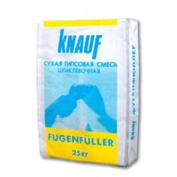 Шпаклевка Knauf Fugenfuller Фугенфюллер 25 кг