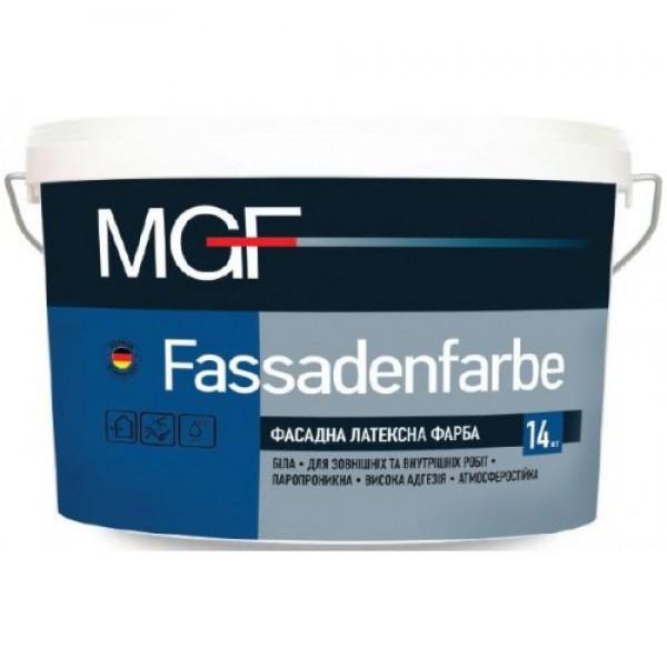 Краска фасадная Dufa MGF М90 Fassadenfarbe 14кг