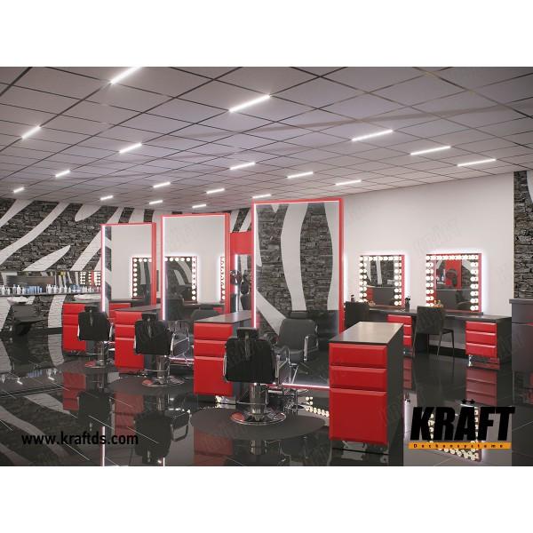 Светильники для подвесного потолка KRAFT LED-Т-15 1200 мм, 29 Вт - 1 шт