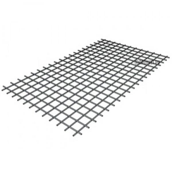 Сетка кладочная (3 мм металл) 100х100мм, 1х2 м